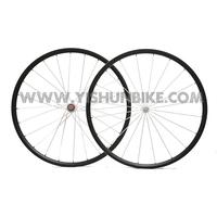 Freeshipping! 700C 20mm carbon bicycle tubular wheel, road wheelset, YS-CC2-20T