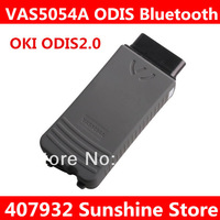 2013 Newest OBD Auto Code Reader VAS 5054A ODIS V1.2.0 Bluetooth Multi-Language With 1 Year Warranty