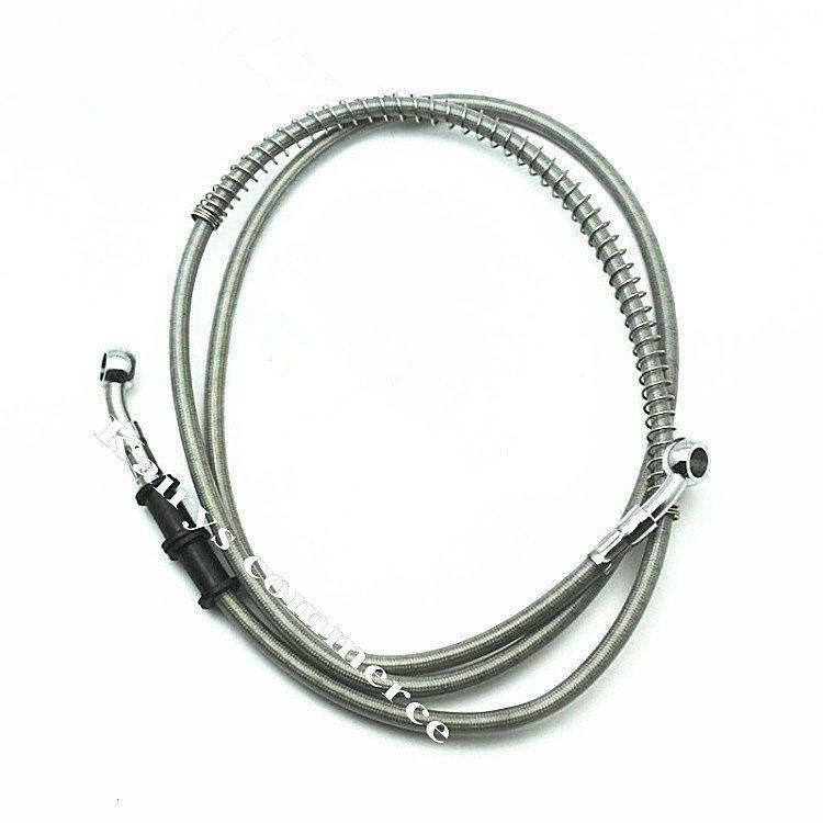 Free shipping Motorcycle brake tubing refires brake hose 230cm brake tubing(China (Mainland))