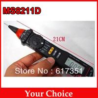 Digital Multimeter Meter Pen type multimeter MASTECH MS8211D