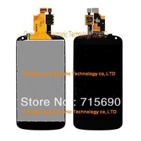 For LG Optimus E960 Google Nexus 4 Assembly Touch Screen Digitizer Lcd Display  Free Shipping