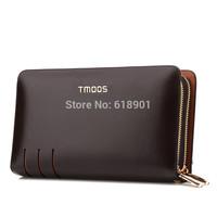 Vintage high quality genuine leather bag brand handbags purse bolsos casual bolsas men clutch bags small hand bags for man