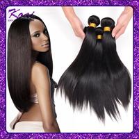 Brazilian Virgin Hair Gaga Hair Straight Hair Extensions,Juliet Virgin Hair 6A Unprocessed Remy Brazilian Kinky Straight Weave