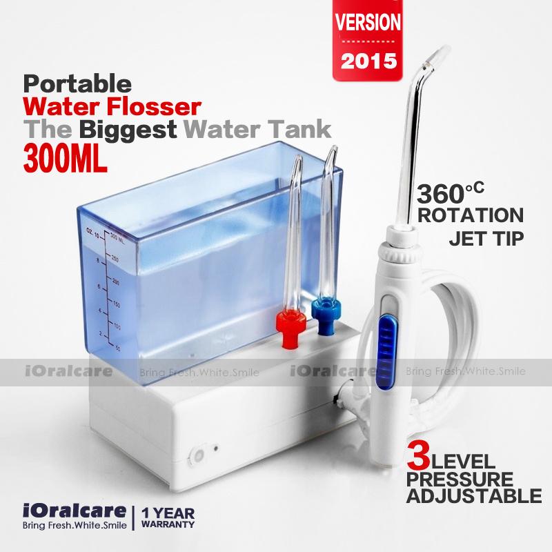 Originale ip-hf3 igiene orale medico oralcare flosser acqua acqua foto semplice waterpic igiene orale irrigatore filo interdentale HF3