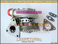 NEW GT2052V 724639-5006S 724639 Water Turbo Turbocharger For NISSAN Y61 1997-2009 Patrol Mistral Terrano II 3.0L ZD30ETi ZD30DTi