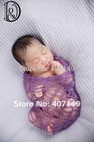 Model# DJ-13007,Whole sale,free shipping,mix color, handmade baby wraps,mohair,baby photography props,baby props