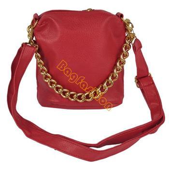 New Arrival handbags women bags Fashion Style Lady Handbag Tote Shoulder Zipper bag Chain Across Purse 3896