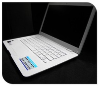 Cheap 13.3inch ultra thin laptop computer W/ optional 4GB RAM 500GB big battery Windows7 notebook camera WIFI no freeshipping