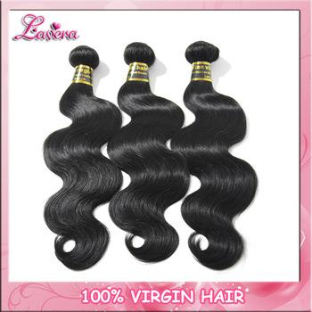 Burmese virgin hair weft body wave 3 4 pcs human hair weave bundles 5A virgin hair extension lavera hair products free shipping