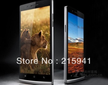 100% Original  free shipping DHL ems New Quad coer OPPO Find 5 x 909 NFC 5 inch Screen 13 MP world's most perfect phone