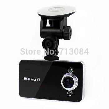 "Car Dvr 1920*1080P Full HD 2.7"" HD Screen+ 25FPS+G-Sensor+Night Vision+140 Wide Angle Lens Car Camera Video Recorder K6000"