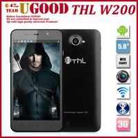 Original THL W200S Mobile Phone MTK6592 Octa Core Smartphone THL W200S 1GB RAM 32GB ROM 5.0 Inch HD 8.0mp Screen THL W200 Cell