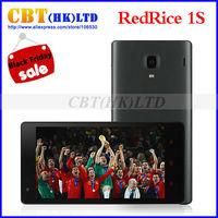 Original Xiaomi Red Rice 1S WCDMA Redmi Xiaomi Hongmi 1S WCDMA Phone Qualcomm Quad Core Android Mobile Phone 3G Smartphone GIFT