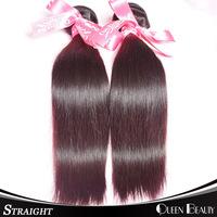 Rosa Hair Products Brazilian Virgin Hair Straight 2Pcs Lot Grade 6A Unprocessed Virgin Brazilian Hair Remy Human Hair Weave