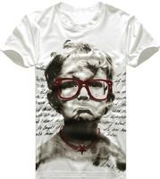 Wholesale brand Men T-Shirts,man tshirts, round neck T shirts, fashion O-neck t shirt free china post shipping   Q562