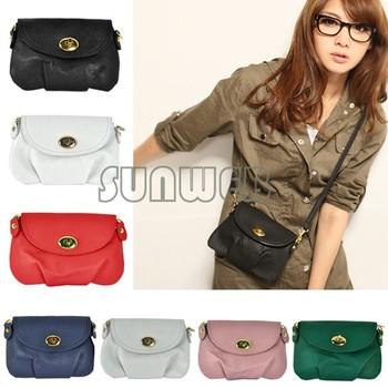 Fashion Women's Handbag New Satchel Shoulder Messenger Cross Body Purse Bag Free Shipping 5703