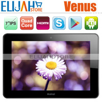 "Novo 7 Myth 7 ""IPS 1280*800 Quad Core CPU Android 4.1.1 1G/16G Tablet pc Venus No Stock now please check other Ainol Tablets AX1"