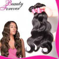 3PCS/Lot Mix Unprocessed Virgin Brazilian Hair Weaves Wavy Human Hair 6A Beauty Forever Brazilian Virgin Hair Body Wave BFBW040