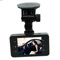 Original Plastic Case Novatek K6000 Full HD Car DVR 1080p 2.7' Video Recorders Mini Camera G-Sensor Night Vision Free Shipping