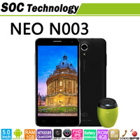 "Stock 5"" NEO N003 quad core  smartphone Android 4.2 MTK6589T 1.5GHZ  1GB/4GB 2G/32G 13MP 1920*1080pixels"