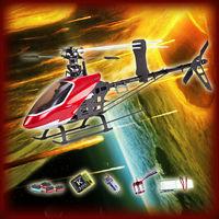 Freeshiping Gartt GT500 PRO  RC Helicopter  Belt Drive Version Super assemble