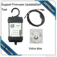 Support Diesel and Gasoline Cars!!! 2014A Vida Hot Sales Professional Scanner Volvo Vida Dice According Volvo Dice Protocol