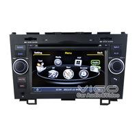 Car Stereo GPS Navigation for Honda CR-V  2007-2011 Radio RDS DVD Player Multimedia Headunit Sat Nav Autoradio With 3G/WiFi POP