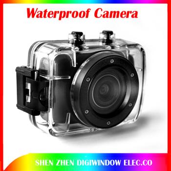 Sports DVR Helmet Waterproof Camera HD Action Camera Sport Outdoor mini Camcorder hot dv digital video camera free shipping
