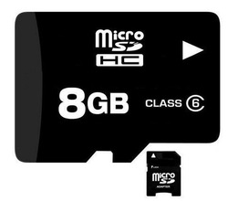 Free shipping Micro SD HC Transflash TF CARD1GB 2GB 4GB 8GB 16GB 32GB +Gift card Reader suitable for tablet PC and mobile phone(China (Mainland))