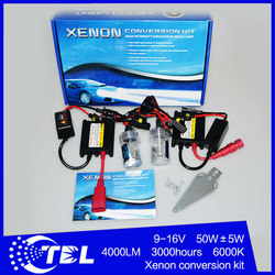 Factory Sale 35W Slim Block Igniters Ballast HID Xenon Conversion Kits H8 H9 H1 H3 H4 H7 9004 9005 880 881 H10 H11 H13 9006 9007(China (Mainland))