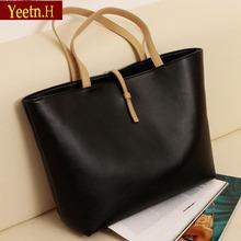 wholesale black tote handbag