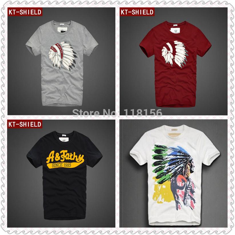 Mens T Shirts Fashion 2014 Summer New Cotton T-Shirt Casual Slim Short Sleeve For Men's Clothing Brand Tshirt Camisetas S001(China (Mainland))