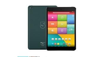 "Super Definition 2048*1536 7.9"" Retina IPS Screen Dual Camera 8MP Quad Core 1.8GHz 2G RAM Bluetooth FNF iFive Mini4 Tablet PC"