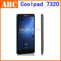 "Original Coolpad 7320 MTK6592 Octa Core WCDMA Mobile Phone 1.7G 5.5"" HD 1280X720 1G RAM+8GB ROM 13.0MP F2.2 Camera free shipping"
