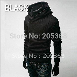 Hot High Collar Coat,Top Brand Men's Jackets,Men's Dust Coat,Men's Hoodeies ClothingColor:4 Colors M L XL XXL XXXL