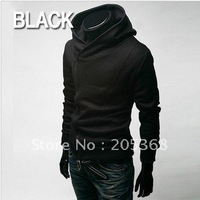 Hot High Collar Coat,Top Brand Men's Jackets,Men's Dust Coat,Men's Hoodeies ClothingColor:4 Colors M L XL XXL XXXL