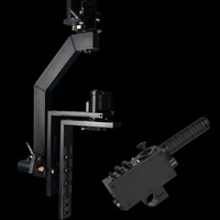 Camera support  PTZ-3 motorized 3-axis Remote  camera mount  for filmmaking bearing up to15kg