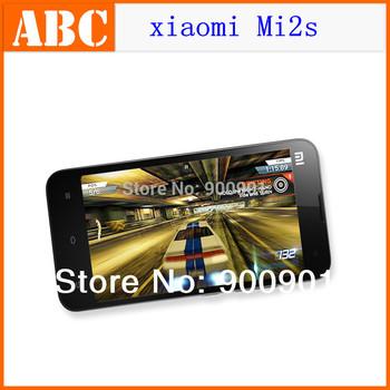 Original Xiaomi Mi2S M2S  4.3'' IPS Qualcomm Quad Core Mobile Phones 2GB RAM 32GB ROM 1280*720pix 2000mah 13mp Multi Language