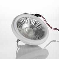 4pcs /Lot,220V dimmable 12W  AR111 SMD G53 ,SMD AR111 LED,Strandard 70W halogen ,hot selling EB-AR111-COB033