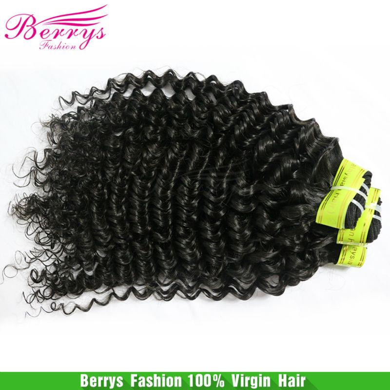 "Virgin hair Malaysian deep curly human hair 3pcs/lot ( 10""-30"") ,natural color cheap price hair extensions by DHL 3-5days(China (Mainland))"