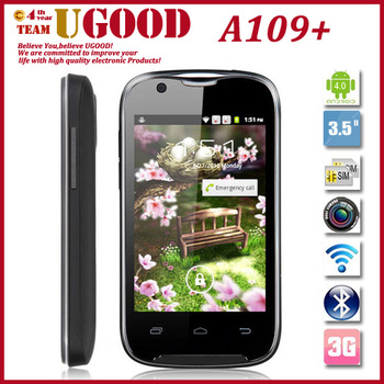 Freeshipping Star A109+ MTK6575 Android 2.3 3G Unlocked High Quality Cellphone!