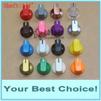 200pcs/Lot 1/4'' Shaft Effect Pedal Pointer Knob, 6.35mm Shaft Potentiometer knob, Davies 1510 Clone Knob (DHL Free Shipping)