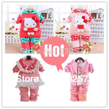 summer dress 2014 newborn baby girl clothes minnie set clothing set hello kitty clothing sets infantis baby girls dress boys