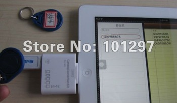 USB Dongle Emulate Keyboad HF ISO 14443 A  Rfid Reader Linux  Android iPad