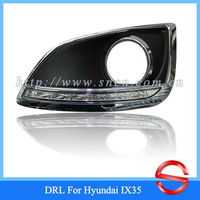 CAR-Specific Europe Type HYUNDAI IX35 2011 LED DRL,Daytime Running Light + Free Shipping By EMS