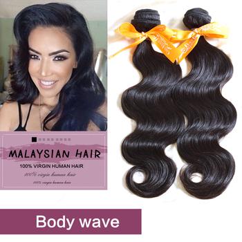 Malaysian Virgin Hair 3 Bundles Human Hair Weave 6A Unprocessed Virgin Hair Malaysian Body Wave Free Shipping