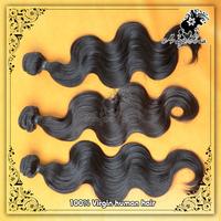 Magic hair products peruvian virgin hair body wave 3 bundles a lot unprocessed peruvian human hair free shipping