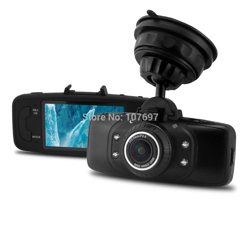 """Ambarella Pro Car dvr GS9000 2.7""""LCD 170 Degree Full HD 1080P Vehicle Camera Driving Recorder GPS G-Sensor H.264 dash cam(China (Mainland))"""
