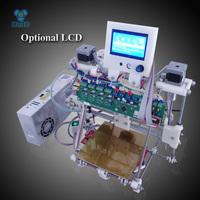 3d printer  He3D-A140 Reprappro Huxley the reprap  kit single package  open source  machine