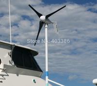 400W wind turbine,12V/24V/48V optional,Free shipping!